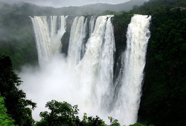 Waterfalls in India
