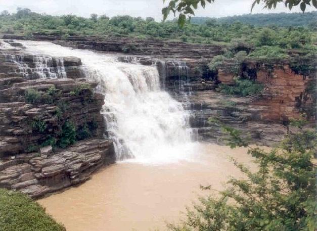 Karkat Waterfalls
