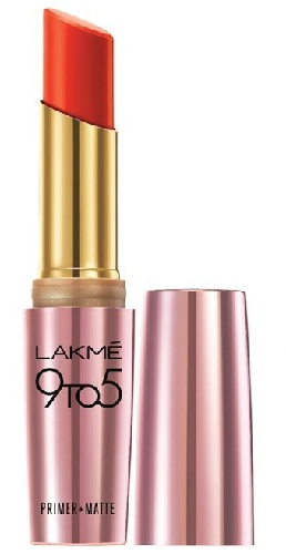 Lakme 9 to 5 Primer + Matte Lip Colour