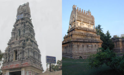 List of Most Famous Temples in Kanchipuram