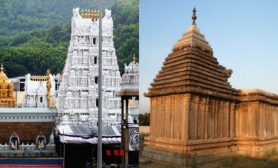 Mesmerizing Temples In Andhra Pradesh With History