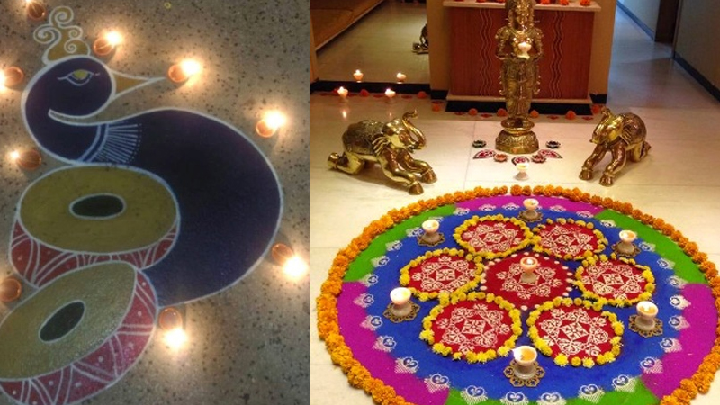 t Decorative Rangoli Designs for this New Year 2019