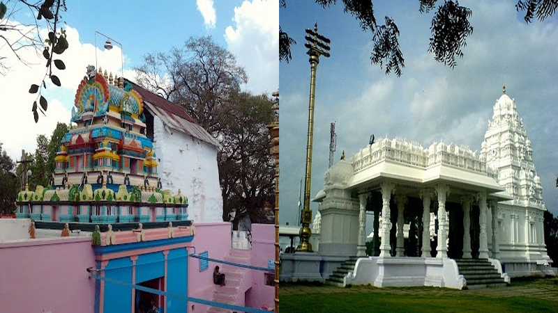 Most Famous Hindu Temples In Telangana With Details