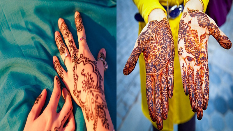 Most Impressive Mehndi Tattoo Designs To Try In 2019