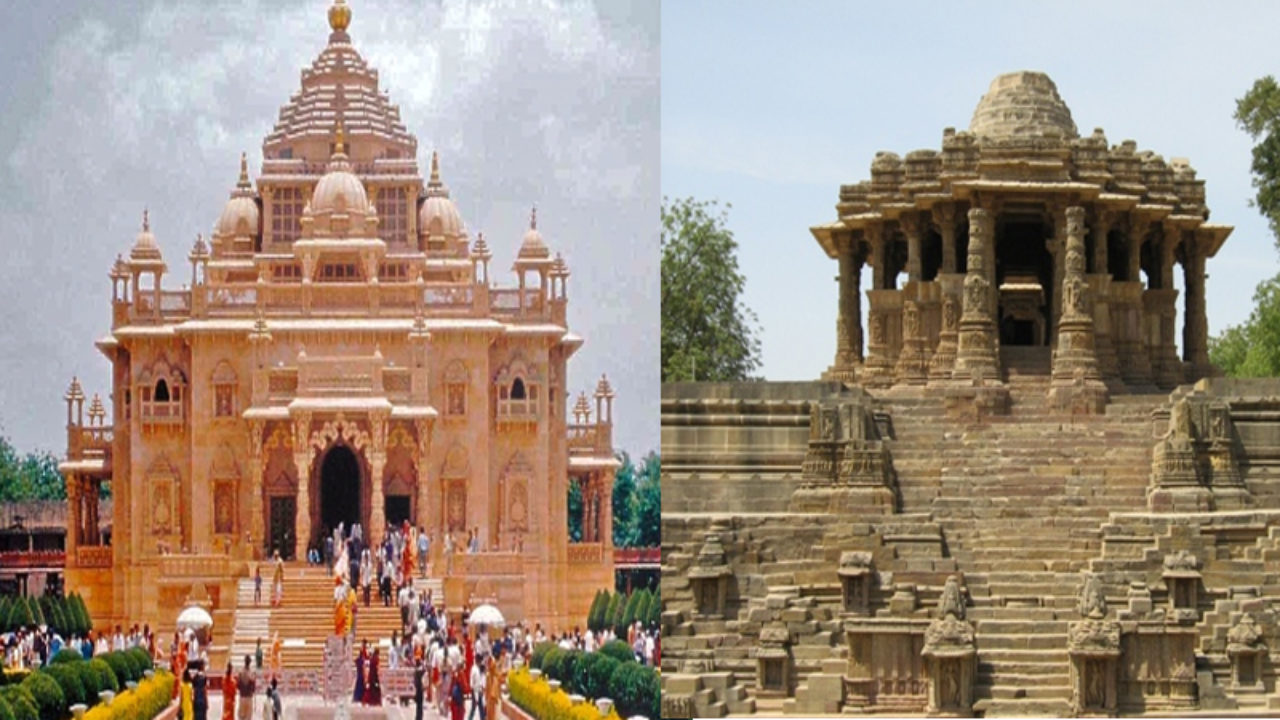 9 Most Popular Hindu Temples In Ahmedabad Styles At Life