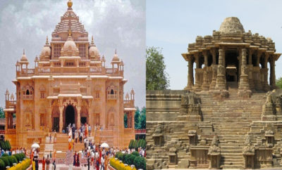 Most Popular Hindu Temples In Ahmedabad