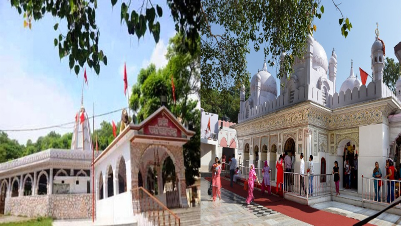 Must Visit List of Most Beautiful Temples In Chandigarh