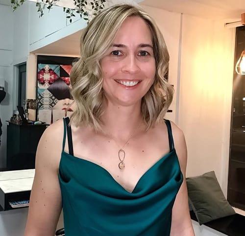 Natural Curls for Medium Length Hair