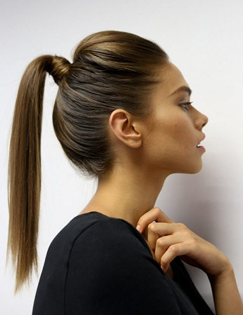workout hairstyles for women 4