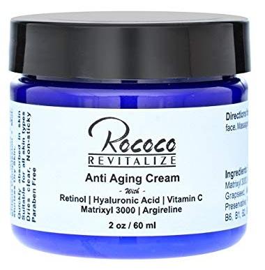 Rocco Revitalize Retinol Cream