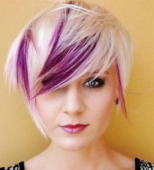 Short Funky Hairstyles 6