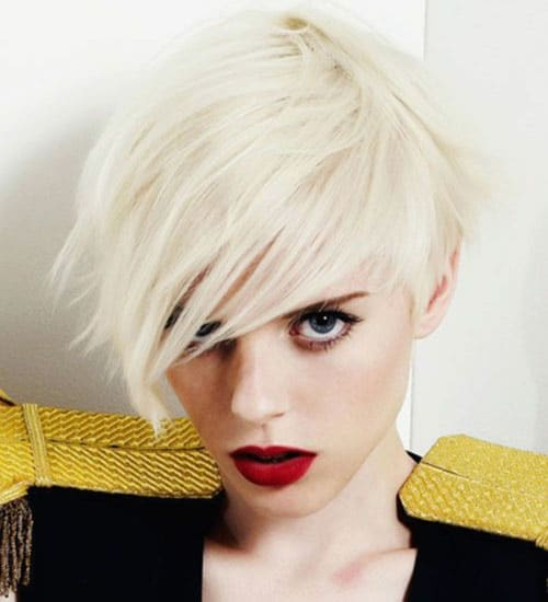Short Funky Hairstyles for Women 1