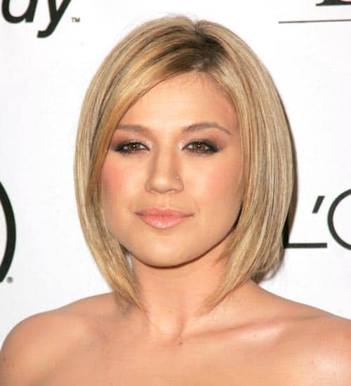 15 Latest Short Haircuts For Round Face Women In 2020
