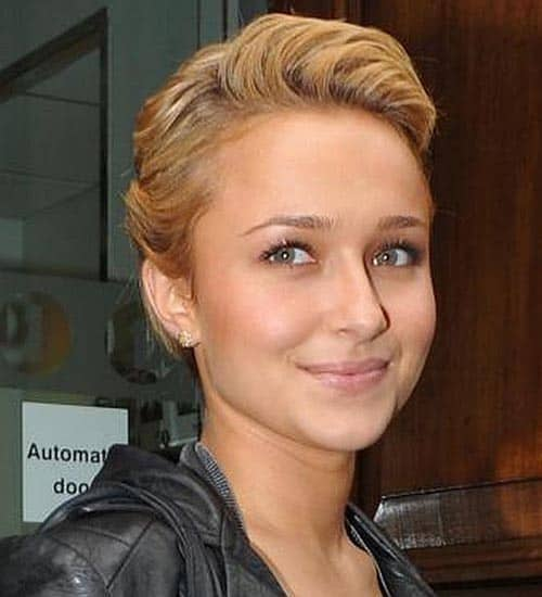 15 Latest Short Haircuts for Round Face Women in 2020 ...