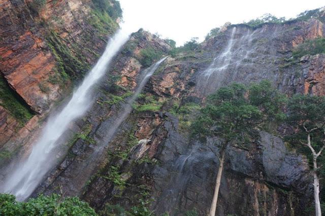 Srikona Waterfalls