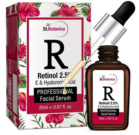 retinol creams