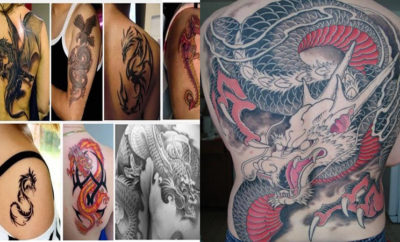 cb38aa910 15+ Stunning Dragon Tattoo Designs Which are Sure to Impress You