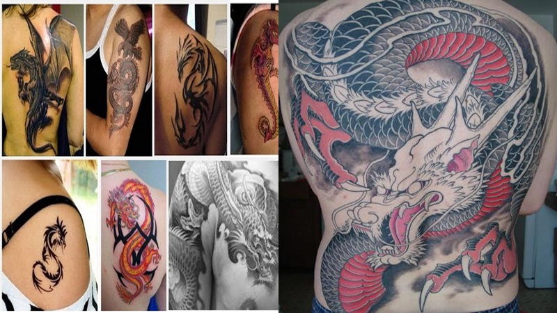 fbcde0bc4 15+ Stunning Dragon Tattoo Designs Which are Sure to Impress You