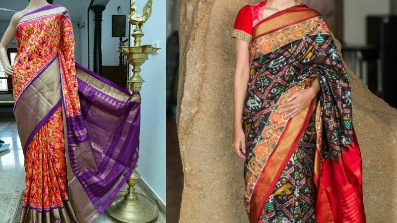 Stunning Pochampally Sarees That Are Sure To Mesmerise You