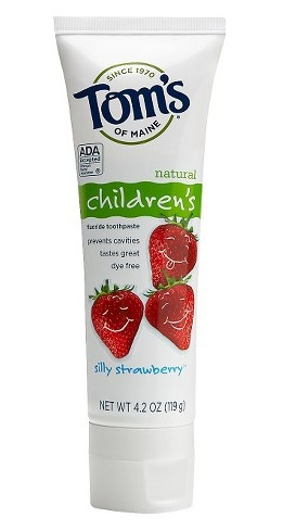 Tom's of Maine Anticavity Toothpaste for Children