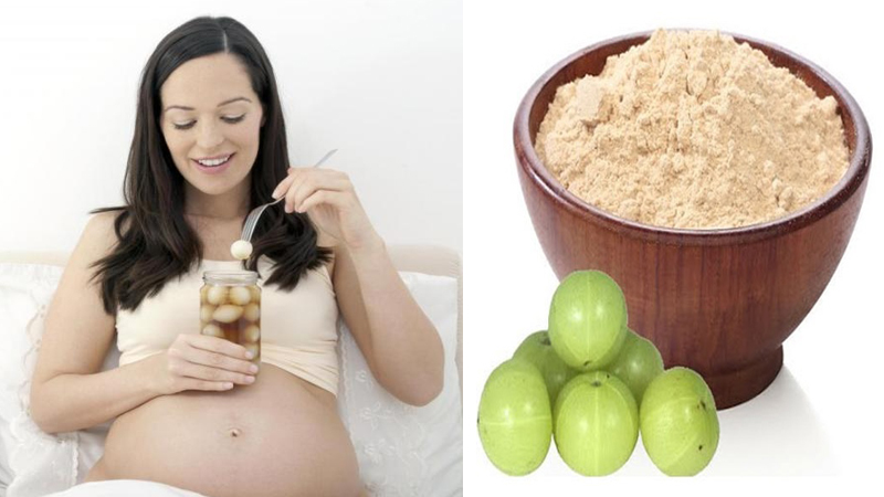 Top uses and ways to consume Amla during pregnancy