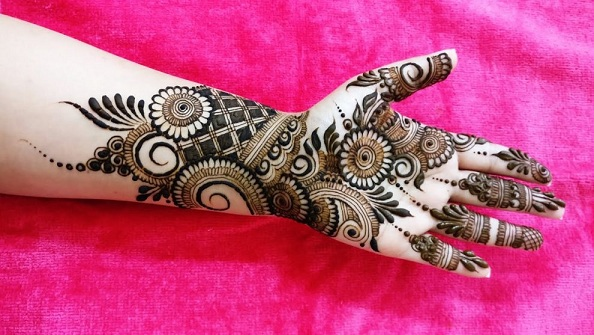 best Arabic Mehndi