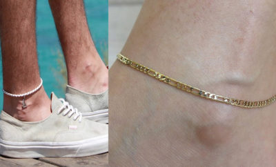 Beautiful Leg Anklets Designs in Fashion 2019