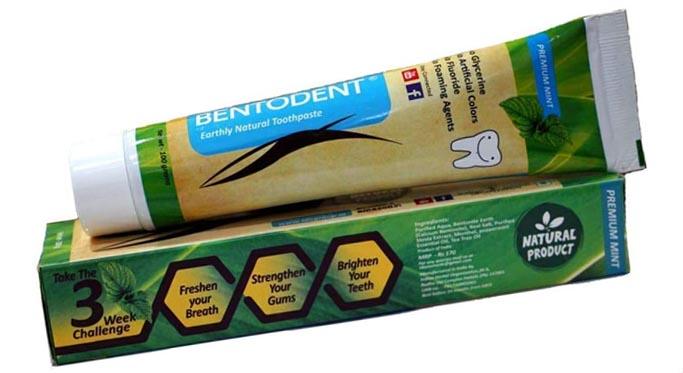 Bentodent SLS Free Toothpaste