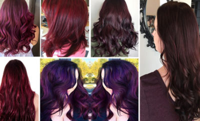 Best Burgundy Hair Color Shades Available in India