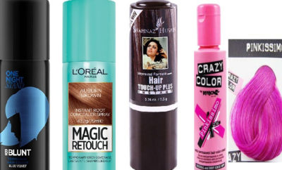 Best Hair Color Sprays Available in India