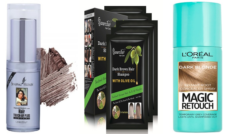 Best Hair Root Touch up Products Available In India