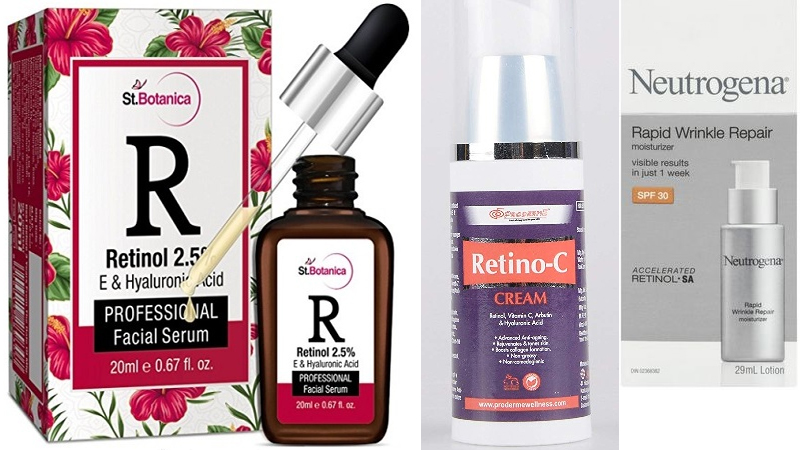 Best Retinol Creams for Acne, Wrinkles and Dark Circles