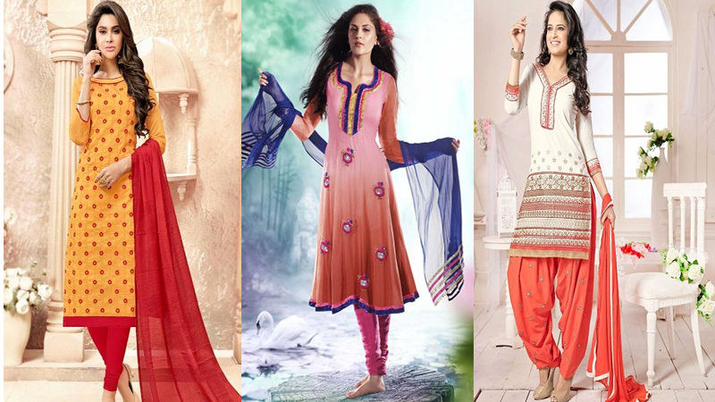 Casual Salwar Kameez – Stay Comfortable and Classy In These 15 Models