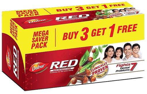 Dabur Red SLS Free Paste