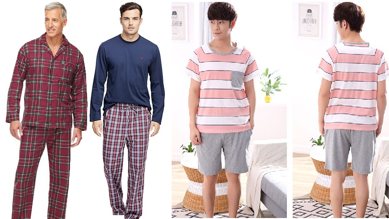 Different Models of Mens Pajamas in Fashion 2019
