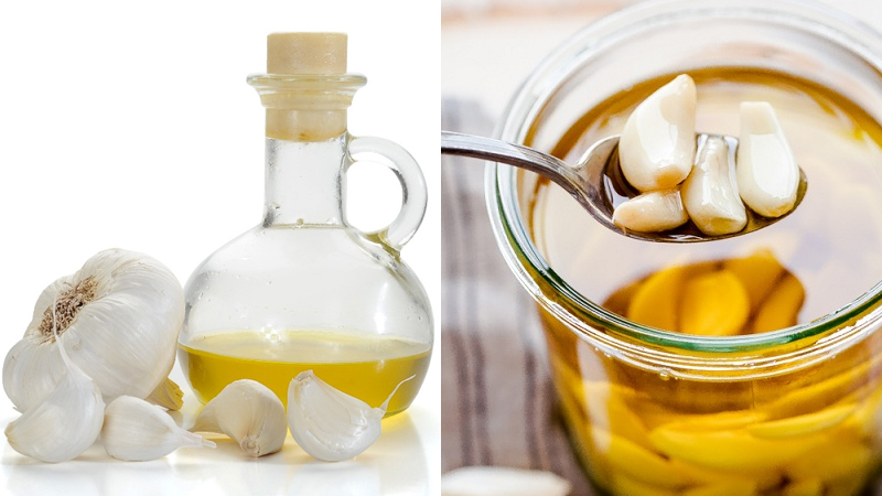 Garlic Oil Benefits