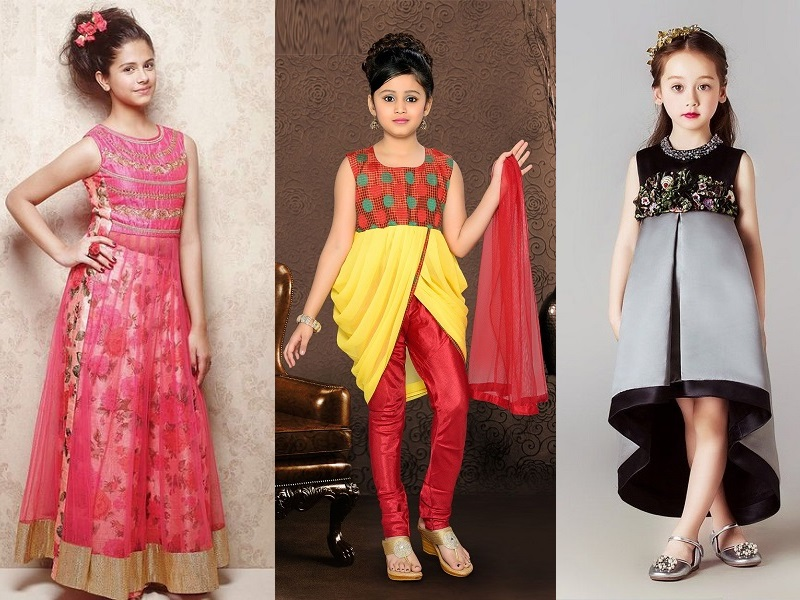 Girls Dress Designs 50 Latest Collections In 2020 Styles At Life