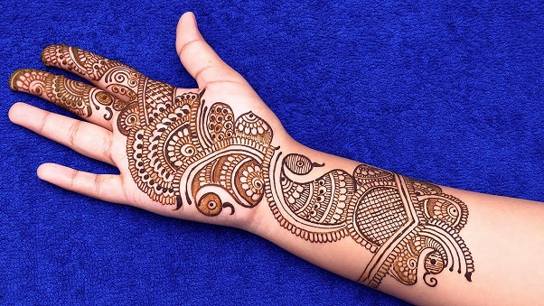 80 Latest Arabic Mehndi Designs Collection 2018 – 2019 | Styles At Life