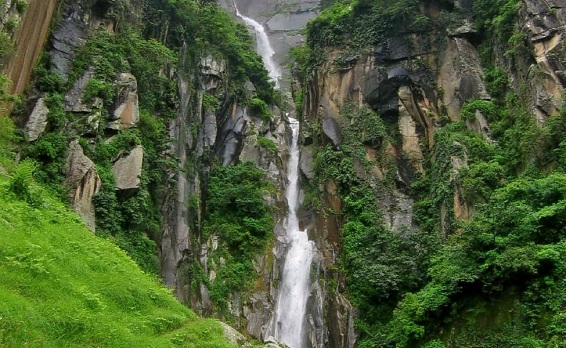 Waterfalls in Himachal Pradesh