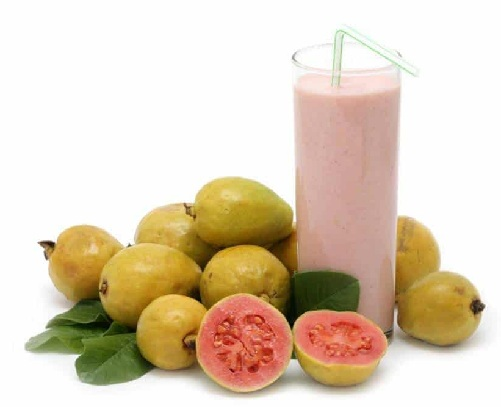 How to get rid of dengue fever - guava juice