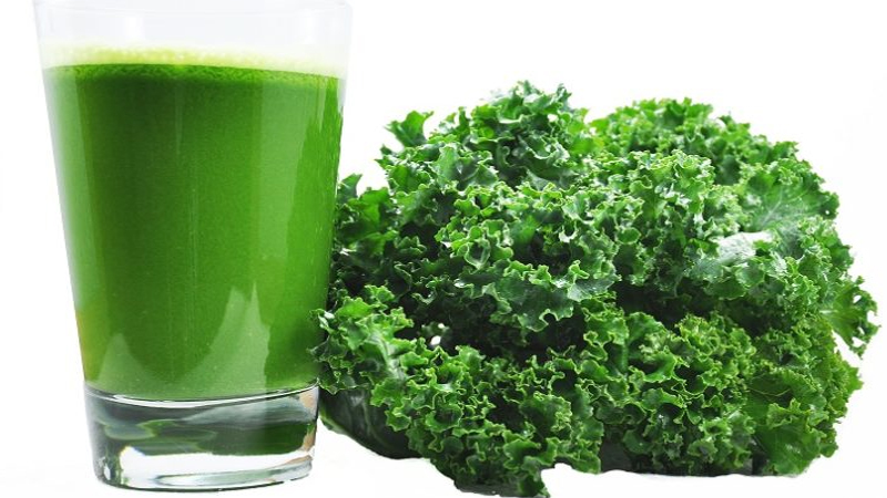 Kale Juice Benefits