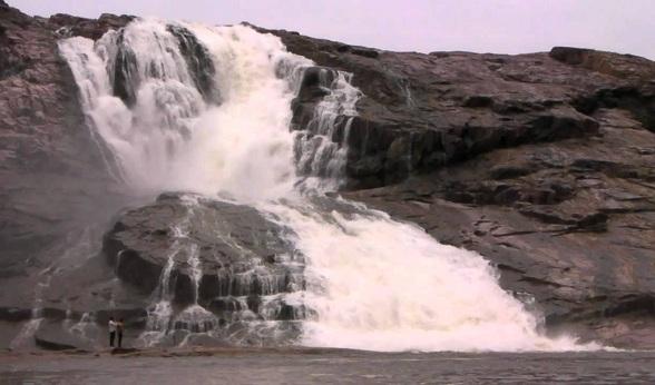 Waterfalls in Telangana1