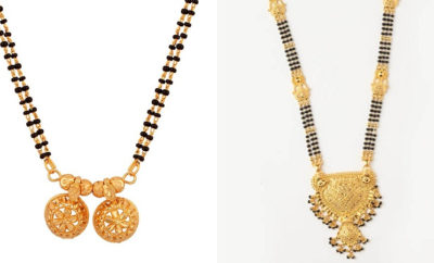Latest 1 Gram Gold Mangalsutra Designs 2019