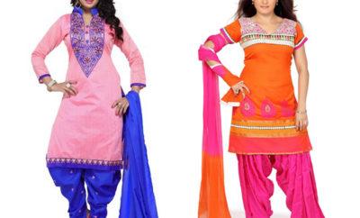Latest Punjabi Salwar Suits