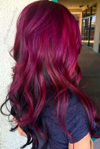 15 Best Burgundy Hair Color Shades Available In India Styles At Life