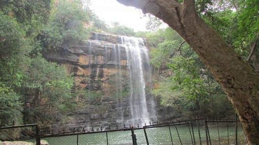 Waterfalls in Telangana2