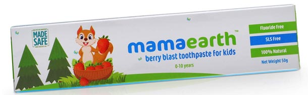 Mamaearth Toothpaste For Kids
