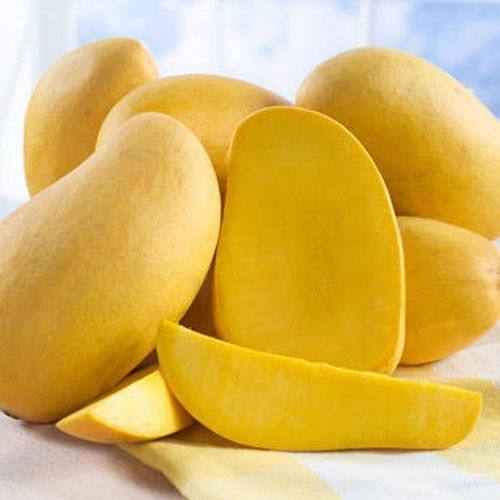 Mangoes for oily skin