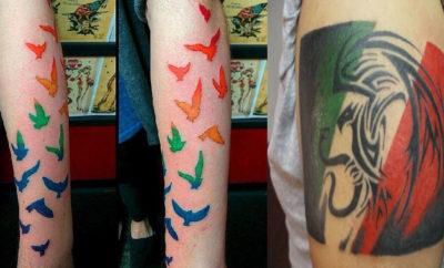Most Beautiful & Breathtaking Pride Tattoo Designs