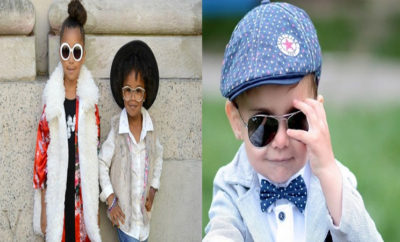Most Stylish Sunglasses for Kids That Looks in Fashion